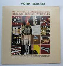 Nous 269d-Sons of musical instruments-Various-Excellent vendeur LP record