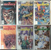 Original 1988 Terminator Comic Book Collection- NOW Comics #1-17  Your Choice
