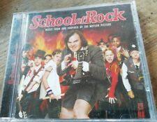 Various - school of rock (CD 2003,the who,doors,cream,led zeppelin,black keys)