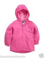 Abbigliamento impermeabile in poliestere rosa per bambine dai 2 ai 16 anni