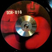 """Osmose """"Aural Red"""" Smokecloud Records House Soul Disco Nudisco VINYL ONLY 45rpm"""