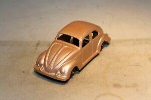 1960 Volkswagen Beetle TootsieToy Made in USA