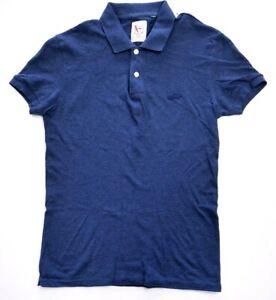 MARC JACOBS Stinky Rat Blue Short Sleeve Polo Shirt Men's Size Small