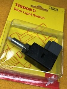Brake light switch for Hyundai and Kia Genuine Tridon TBS078