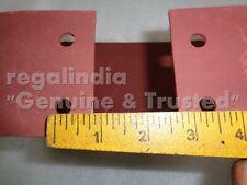 HAND MADE BUMPERETTE PAIR FOR JEEP WILLYS M38 M38A1 CJ2A CJ3A 3B CJ5 CJ6 1948-71