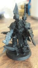 Chaos Terminator Lord from Chaos Space Marine Start Collecting USED GW CSM
