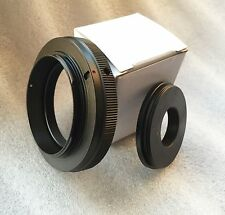 New RMS adapter Microscope Objective to Olympus 4/3 Camera