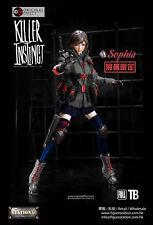 1/6 OE Original Effect Killer Paradise Instinct 3 Sophia Action Figure EXPO ver