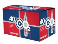 Crosman Crosman 12 Gram CO2, 40 Cartridges