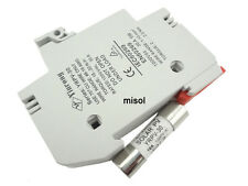 1 unit of PV solar fuse 10A 1000VDC fusible 10x38 gPV, with holder