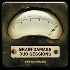 Brand New! Brain Damage Dub Sessions - What You Gonna Do? - Vinyl Double LP