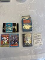 1986 And 1987 Donruss Baseball Highlights Factory Sealed Set (56 Card Sets)