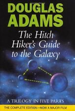 The Hitch Hiker's Guide to the Galaxy: A Trilogy in Five Parts,Douglas Adams