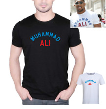 Muhammad Ali T shirt Boxing Legend Anthony Joshua Mens Gym Training Tee AJ Tyson