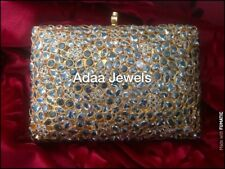 Bridal Jewelled Clutch Bag Indian Jewellery Accessories