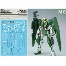 HOT DL GN12 Water Stickers Decal for Bandai MG 1/100 GN-002 Gundam Dynames Model