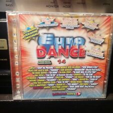 Euro Dance 14 CD 2005 Magika – MGK 022/CD DJ Mix – Mauro Miclini EX