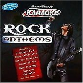 Rock Anthems, Various Artists, Very Good Import