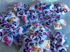 My Little Pony Capelli Fiocchi x 10 PARTY BORSE FILLER