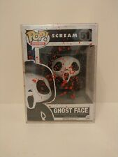 Funko Pop Scream Ghost Face 51 Horror Pop Protector