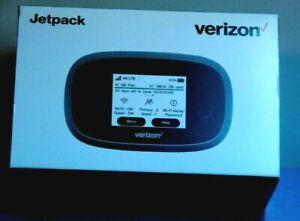 Verizon MiFi 8800L Jetpack 4G LTE Mobile Hotspot Modem Broadband Novatel 21- New