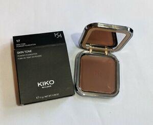 KIKO Milano Skin Tone Powder Foundation  Shade 17