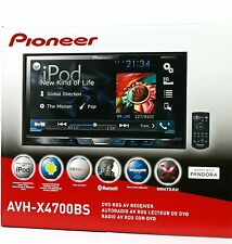"""PIONEER AVH-X4700BS Double Din CD/DVD Receiver Touchscreen 7"""" Car Audio Stereo"""