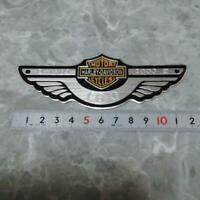 Harley-Davidson Aluminum Emblem Sticker 100th Anniversary 1903-2003 New