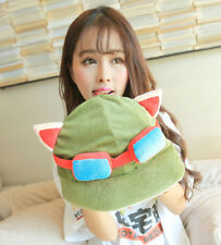 FD1992 League of Legends LOL Teemo One Size Cosplay Party Warm Hat Army Green