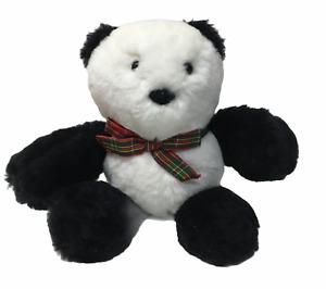 Rare Hallmark 1987 MILLY Panda Bear Vintage Plush Toy Doll Stuffed Animal