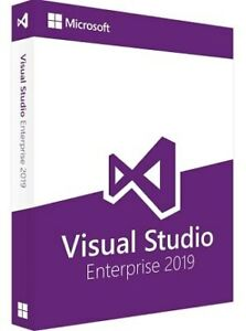 Visual Studio 2019 ENTERPRISE ESD