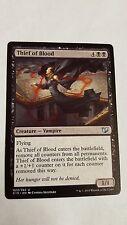 2x THIEF OF BLOOD - Rare - Commander - MTG - NM - Magic the Gathering