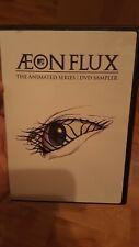 Aeon Flux Animated Series Dvd Sampler B221
