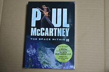 PAUL MC CARTNEY THE SPACE WITHIN US  DVD NEUF
