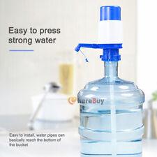 Manual 5 Gallon Bottled Drinking Water Hand Press Pump Dispenser Home School