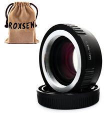 RIDUTTORE di focale SPEED BOOSTER Adattatore M42 Mount Lens a Micro 4/3 M4/3 E-PL7 GX7