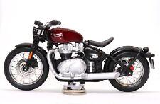 Triumph Bonneville Bobber 1:18 Scale Model Toy Motorcycle Motorbike Bburago