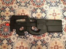 New listing New Upgraded Terminator P90 Airsoft Gun AEG M4 Adapter Custom Trigger And Mosfet