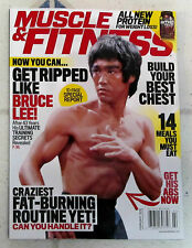 MUSCLE & FITNESS February 2016 BRUCE LEE 10 Page SPECIAL REPORT Training Secrets