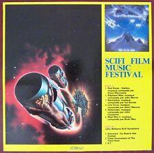 SCIFI 33 tours Festival Musique film Science Fiction