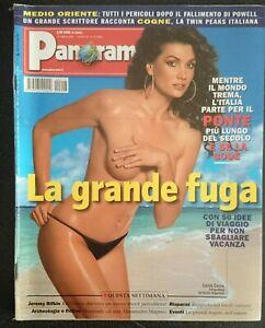 Panorama 2002 n°1881 Luisa Corna Cogne Rifkin Alessandro