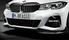 Front Bumper Splitter Gloss Black Genuine BMW G20 M Performance 51192455832