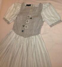 Trachtenkleid  Trachten Sommer Kleid Dirndl  Landhausstil Gr. 38