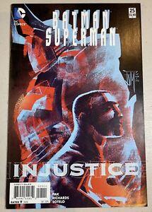 Batman Superman 25 DC 2015