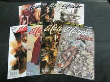 El Cazador #1-6 + Bloody Ballad of Blackjack Tom #1 (2003/04) VF/NM 9.0-9.4 G682