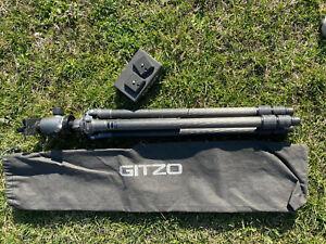Gitzo carbon tripod GT2531 + GITZO BALL HEAD G1278M plus 2 plates EX++