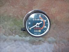 honda xl 250ko motorsport 1972-73 speedo clock speedometer dial gauge barn find