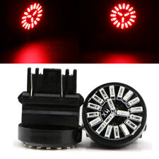 20Pcs Red T25 3157 4014 19SMD Canbus Led Error Free Led Parking Reverse lights