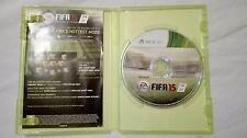 GIOCO FIFA 15 XBOX 360 VERSIONE INGLESE - SCONTI SU SPEDIZIONE MULTIPLA-