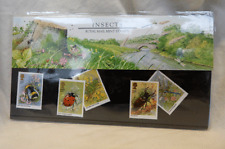 Royal Mail Mint Stamps Pack - Insects - 1985 - Sealed Pack